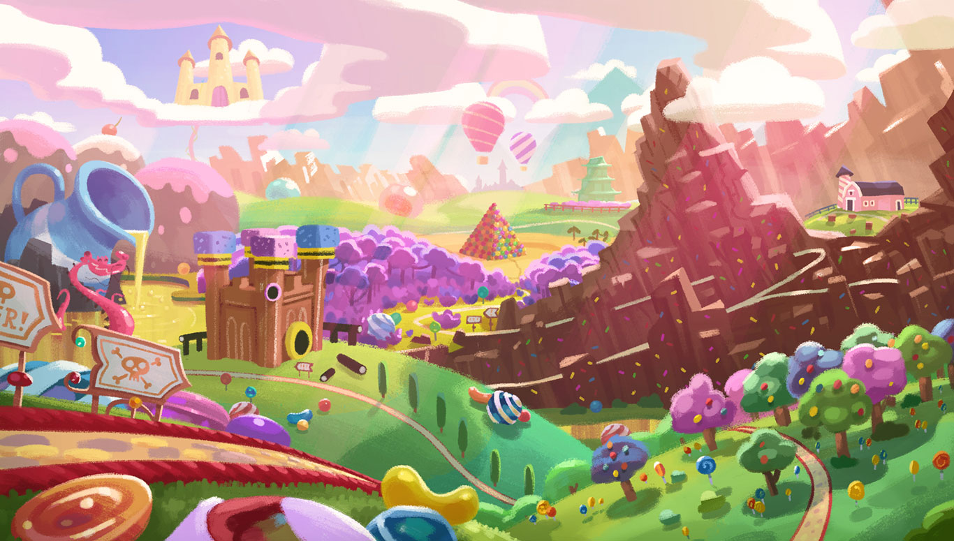 King : Candy Crush   Mighty Nice
